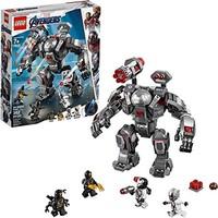 LEGO乐高 Marvel Avengers漫威复仇者联盟  76124 战争机器重武装机甲