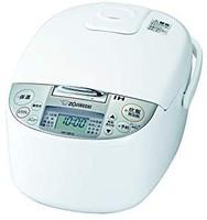 ZOJIRUSHI 象印 IH电饭煲 极炊 白色 5.5合 NP-XB10-WA 需配变压器