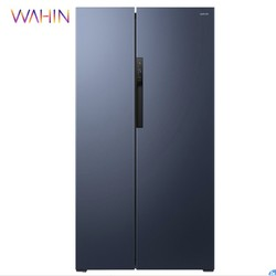 WAHIN 华凌 BCD-598WKPZH 598升 对开门双门冰箱 一级能效