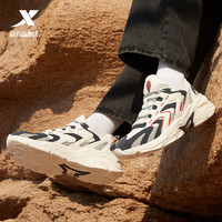 XTEP 特步 880419320018 山海峦宇 男士老爹鞋