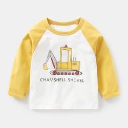 布兜糖果 儿童纯棉长袖t恤