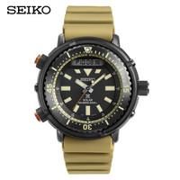 SEIKO 精工 PROSPEX系列 SNJ029P1 小罐头运动男表