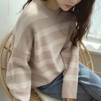韩都衣舍 GQ10468 女款时尚套头毛衣