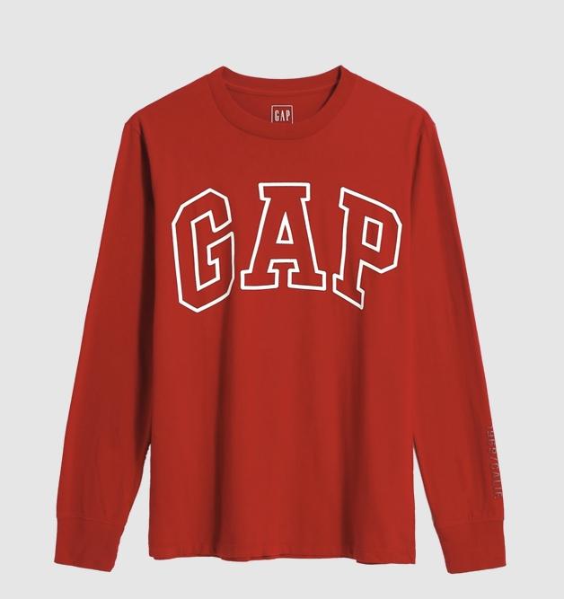 Gap 盖璞 623004 纯棉卫衣