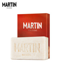 Martin 马丁 男士海盐磨砂除螨皂 140g *5件