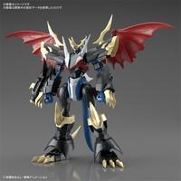 玩模总动员 : BANDAI 万代 Figure-rise Standard Amplified《数码宝贝02》帝王帝皇龙甲兽 拼装模型