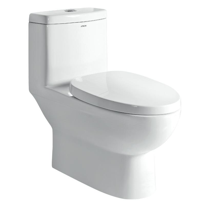 箭牌马桶淋浴花洒套装坐便器浴室柜组合现代简约挂壁洗脸盆柜预 *2件