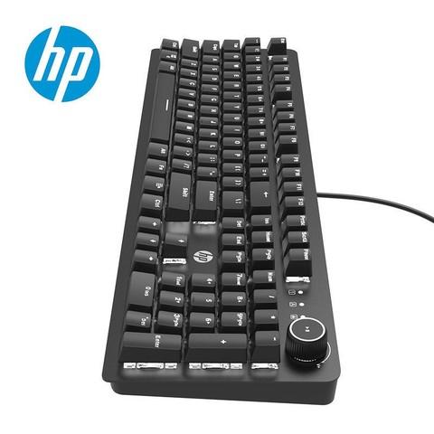 百亿补贴:HP 惠普 M220电竞鼠标 K10G机械键盘 电竞游戏键鼠套装