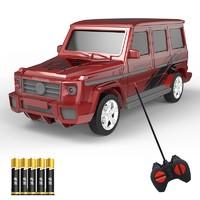 勾勾手 139-8 儿童遥控汽车玩具越野车 电池版