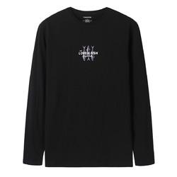 GOLDFARM 高梵 WPGTX98101 男士长袖T恤