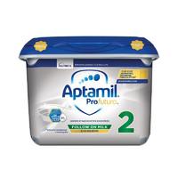 20日:Aptamil 英国爱他美 白金版婴幼儿奶粉 2段 800g