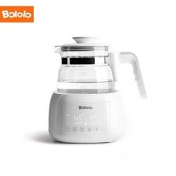 波咯咯(bololo)恒温水壶调奶器婴儿1L夜灯多功能温奶暖奶器冲奶器  液晶款BL-1205
