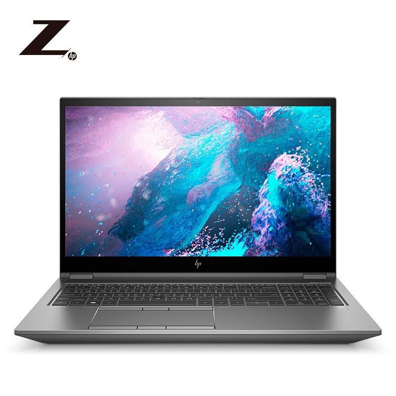 HP 惠普 ZBookFury15G7 15.6英寸笔记本电脑(i9-10885H、32GB、256GB+2TB、RTX 4000)