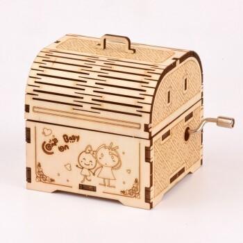 Zhiqixiong 稚气熊 古典音乐盒  baby
