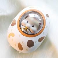 B.cat 黄油猫 太空舱 暖手宝+充电宝二合一 5000mAh