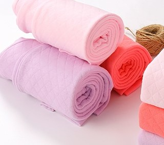 Barbie 芭比 儿童夹棉保暖家居服套装 76011 浅粉色 170cm