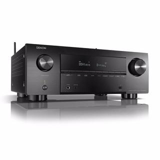 DENON 天龙 新X系列 AVR-X3600H 4K全景声9.2声道功放机 黑色