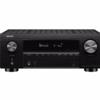 DENON 天龙 AVR-S650H 4K直通5.2声道AV功放机 黑色