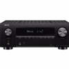 DENON 天龙 AVR-X3700H 9.2声道功放机 黑色