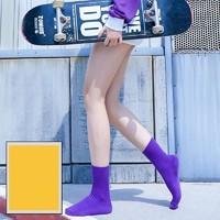 卡波埃拉   女款秋冬时尚堆堆袜  3双装