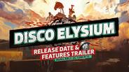 Disco Elysium 极乐迪斯科 电脑游戏 PC中文