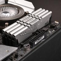 十铨(Team)创作者 开创者 DDR4 3200 8G*2 16G*2 32G* 2台式机内存条 开创者DDR4 3200 16G*2 银色