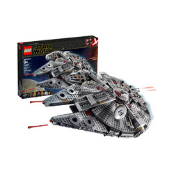 LEGO 乐高 星球大战系列 75257 千年隼