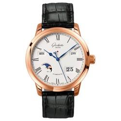 GLASHUTTE 格拉苏蒂 Senator 参议员系列 100-02-22-05-05 男士机械腕表