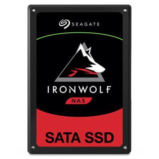 SEAGATE 希捷 酷狼IronWolf110系列 240GB 固态硬盘 SATA接口