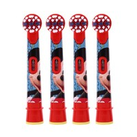 德国Oral B儿童电动牙刷刷头4支装EB10-4 *2件