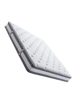 芝华仕护脊垫独立袋装弹簧乳胶床垫垫子椰棕加厚席梦思芝华士D026 *2件