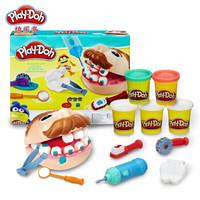 Play-Doh 培乐多 B5520 小小牙医 手工彩泥 *3件