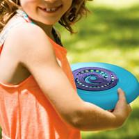比乐 B.toys 户外飞盘玩具 大海蓝 飞盘 24CM *4件