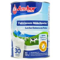 Anchor 安佳 全脂高钙成人奶粉 900g/罐