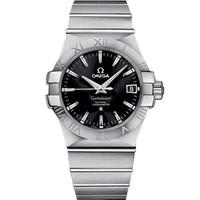 OMEGA 欧米茄 星座系列 123.10.35.20.01.001 男士机械腕表