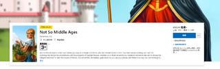喜加N:Gamenesis公司旗下所有游戏微软商城限时免费领