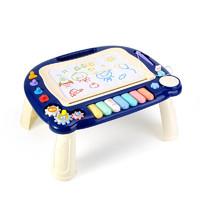 小贝熊 彩色八音琴音乐磁性写字板