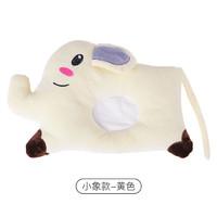 BANJVALL 婴儿宝宝可调节天鹅绒透气定型枕