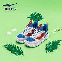 京东PLUS会员 : 鸿星尔克 童鞋 网面运动鞋