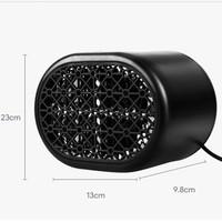 卓米 桌面迷你暖风机 暖手器 250W