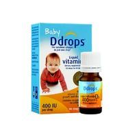 Baby Ddrops 婴儿维生素D3滴剂 90滴