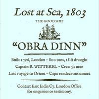 Return of the Obra Dinn 奥伯拉丁的归来 电脑游戏 PC 正版