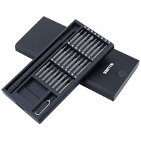 赛拓(SANTO)螺丝批头套装精密螺丝刀精修螺丝刀套装26PC适用手机 笔记本 相机 手表维修1147