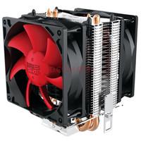 超频三(PCCOOLER)红海mini增强版CPU散热器1150/1151/AMD铜管CPU风扇静音 红海增强INTEL版