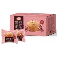 88VIP:达利园 糕点蜜豆面包  630g*2件+ 道吉草 柠檬味奶油夹心泡芙25g*2件+ 福事多 酸奶果粒烘培燕麦片310g