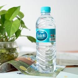 农心 白山水天然饮用水 500ml*20瓶*2件+沃隆 每日坚果 300g*2件