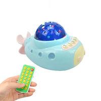 婴幼儿0-3岁星光投影故事机