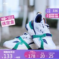 李宁男鞋运动鞋2020新品001旅游运动休闲鞋