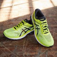 ASICS亚瑟士2020春夏男跑步鞋稳定透气 GT-2000 8 1011A690 黄色/黑色 41.5