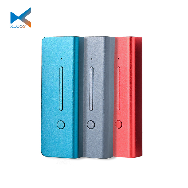 xDuoo乂度 Link2高清数字解码耳放线 便携手机hifi解码器 安卓苹果小米三星手机电脑声卡一体机耳放 午夜蓝